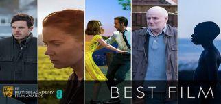 2017 BAFTA Ödülleri Sahiplerini Buldu