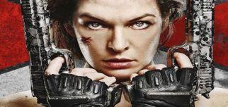 Residen Evil : The Last Chapter 'dan Poster Geldi