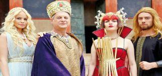 Kahpe Bizans'ın ismi değişti!