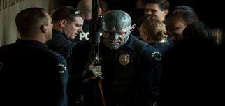 Los Angeles'ın ilk Orc Polis Memuru ile Tanışın