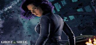 Ghost in the Shell'den IMAX Posteri Yayınlandı
