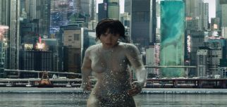 Ghost in Shell'den Super Bowl Spotu