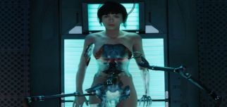 Scarlett Johansson'lı Ghost in Shell'den Video-Poster