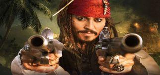 Karayip Korsanları 5: Salazar'ın İntikamı Filmi'nden Yeni Poster Geldi