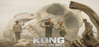 Kong: Kafatası Adası Filminden Bannerlar Geldi