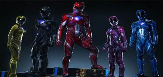Power Rangers'dan Yeni Poster