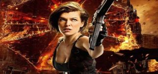 Resident Evil : The Final Chapter 'dan Karakter Posterleri