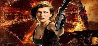 Resident Evil : The Final Chapter 'dan Karakter Posterleri