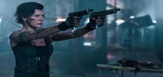Resident Evil : Son Bölüm'den Harika IMAX Posteri