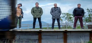 T2: Trainspotting 2'den Yeni Video Geldi