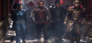 Matt Damon'lı Çin Seddi'nden Yeni Fragman