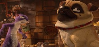 The Nut Job 2 'den Karakter Posterleri
