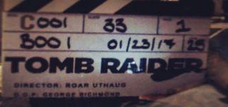 Tomb Raider Filmi'nin Çekimleri Başladı