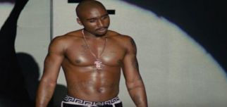 Tupac Shakur'un Biyografisi All Eyez on Me 'den Yeni Fragman